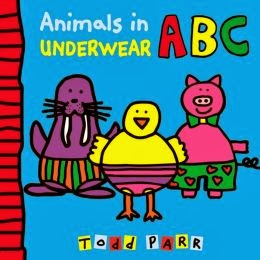 Animals in Underwear ABC by Todd Parr