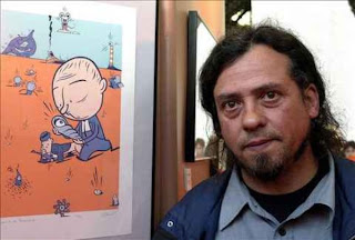 El dibujante de cómics Francesc Capdevila 'Max'