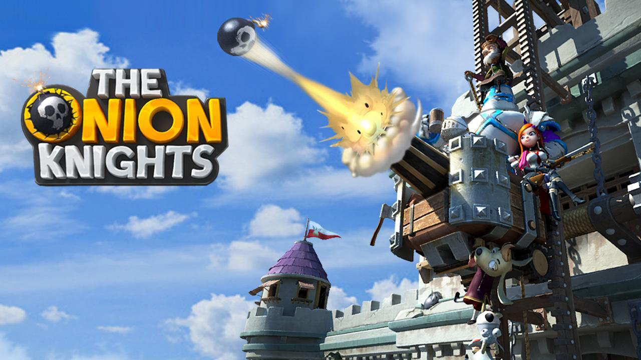 The Onion Knights Gameplay IOS / Android