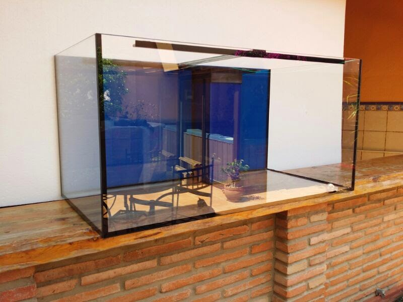 Suracuarios acuario marino de 250 litros for Acuario marino precio
