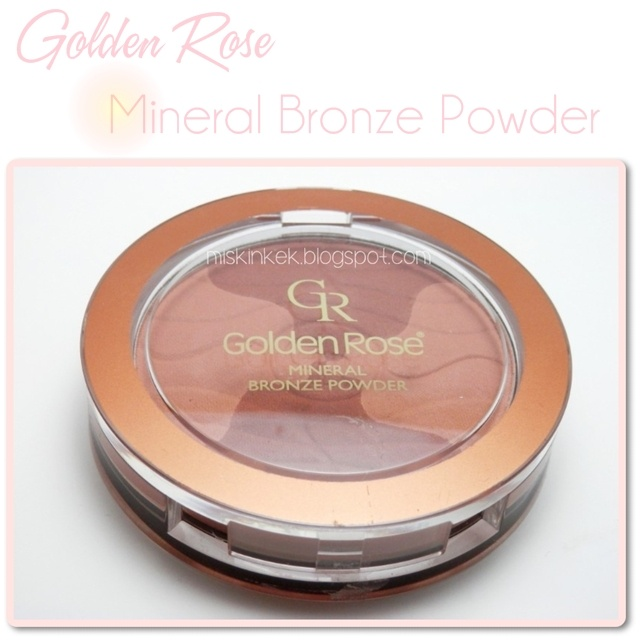 golden+rose+mineral+bronze+powder