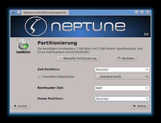 Neptune Installer