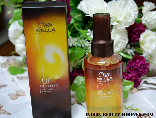 Wella Professionals Oil Reflections Smoothening Treatment