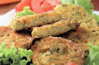 Hambúrguer de Legumes (vegana)