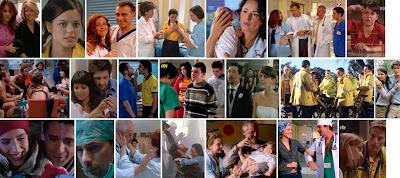 Escenas de Hospital Central - Alicia y Héctor, Irene, Gabriela