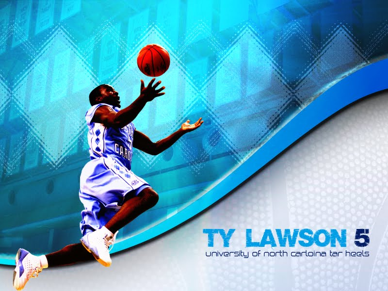 Ty Lawson Basketball Picture