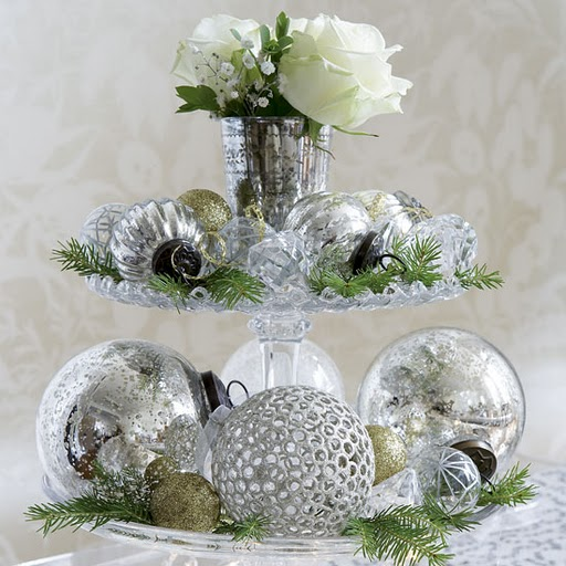 Dining Table Decorating Ideas For Christmas