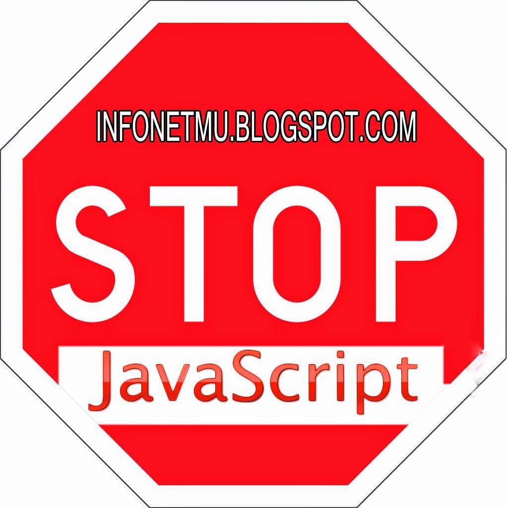 Mengaktifkan dan Menonaktifkan JavaScript Mozilla Firefox Terbaru