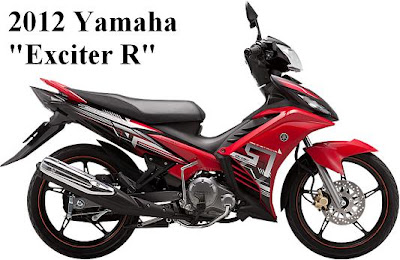 Yamaha Exciter 2012 R edition