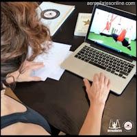Descubre la Formación Oficial AeroYoga® Online!