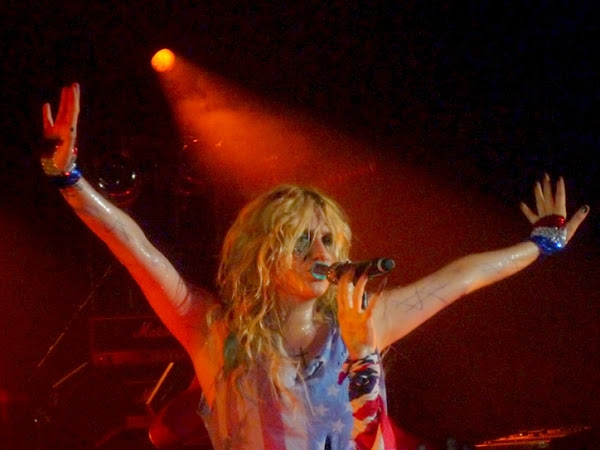 Memory Lane: Ke$ha and LMFAO, Hammersmith Apollo