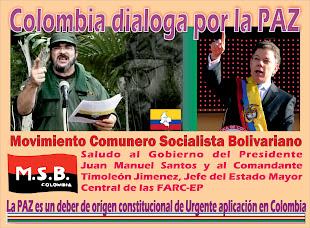 Colombia dialoga por la PAZ