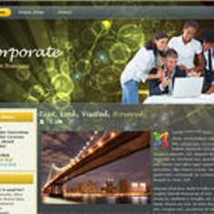 Corporate Joomla 1.7 Template