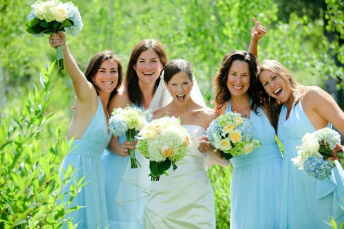 Shocking dresses for wedding 6