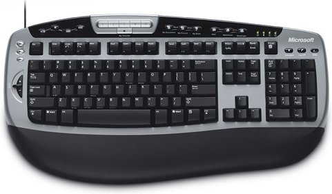 Jenis-Jenis Keyboard :