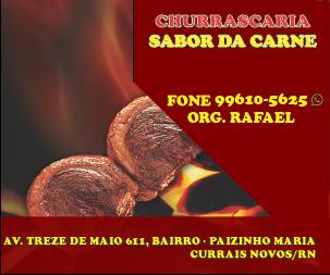 CHURRASCARIA SABOR DA CARNE