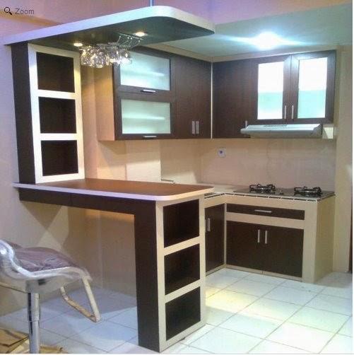 Kitchen Set Ukuran 1 Meter: Jasa Pembuatan Kitchen Set Untuk Apartemen Di Jakarta