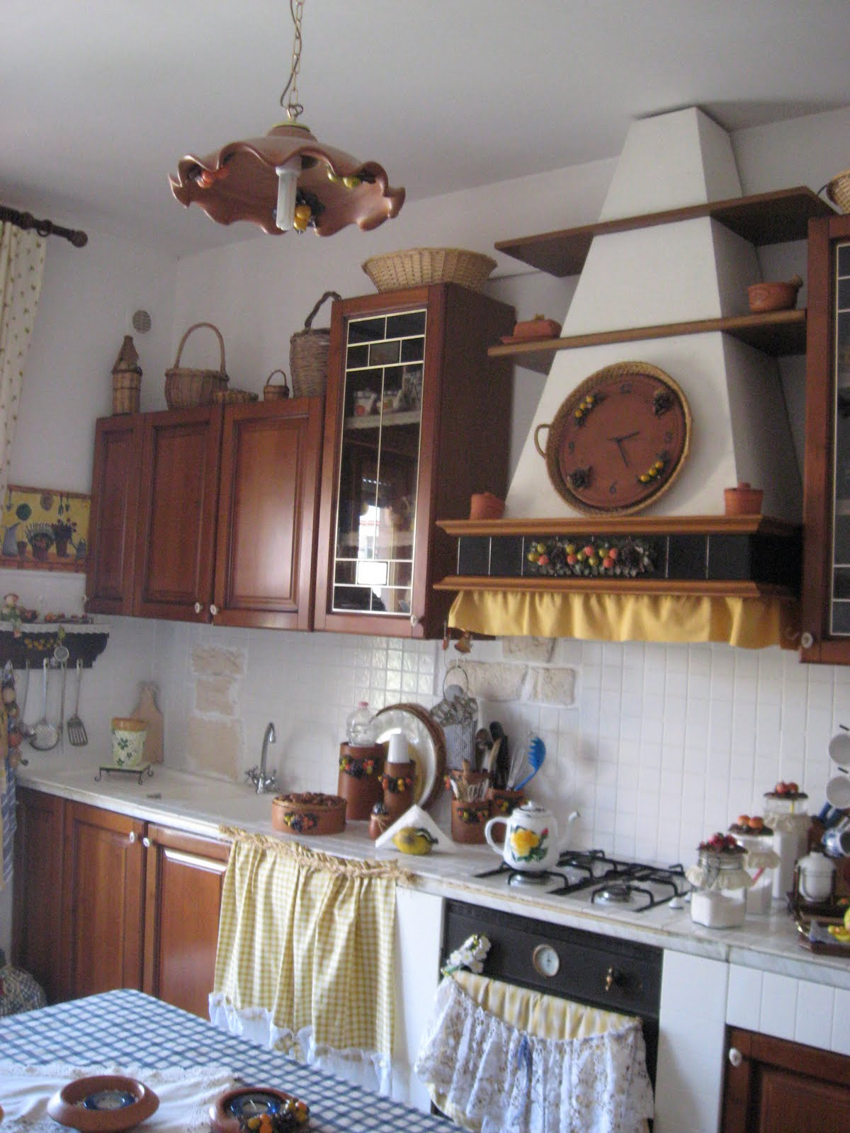 Tra sogni e realtà shabby chic: La mia cucina
