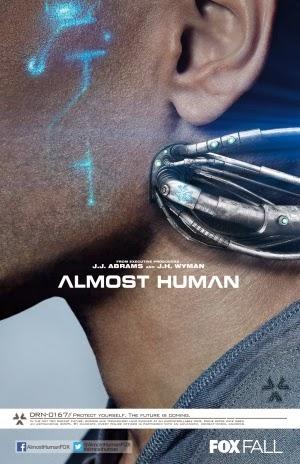 Almost Human – Emberi tényező sorozat 1. évad – 2013 online