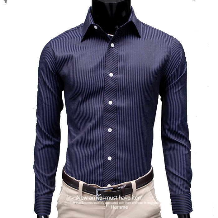 NEW-ARRIVAL-fashion-2013-classic-stripe-designs-men-s-long ...