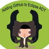 add github to eclipse