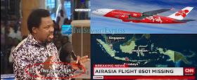 AirAsia Flight 8501 plane crash 'prophecy' video goes viral