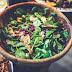 La dieta de la verdura de hoja verde