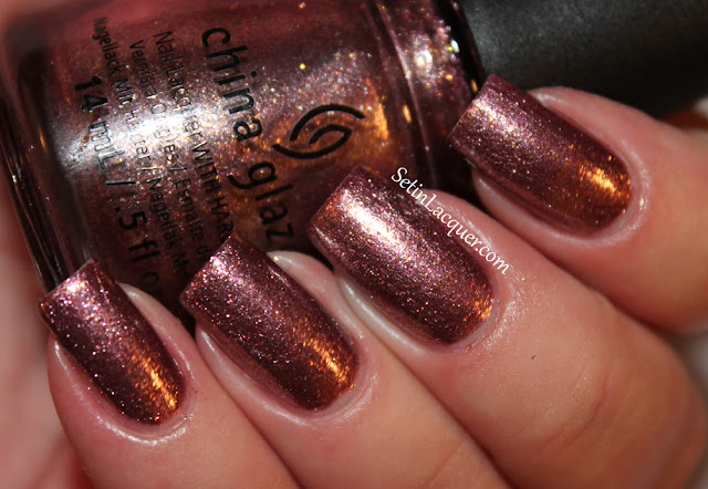 China Glaze - Strike up a Cosmo