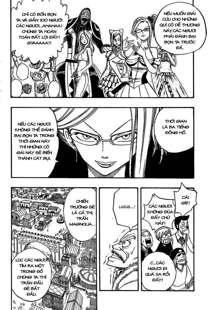 Fairy Tail chap 108 page 4 - IZTruyenTranh.com