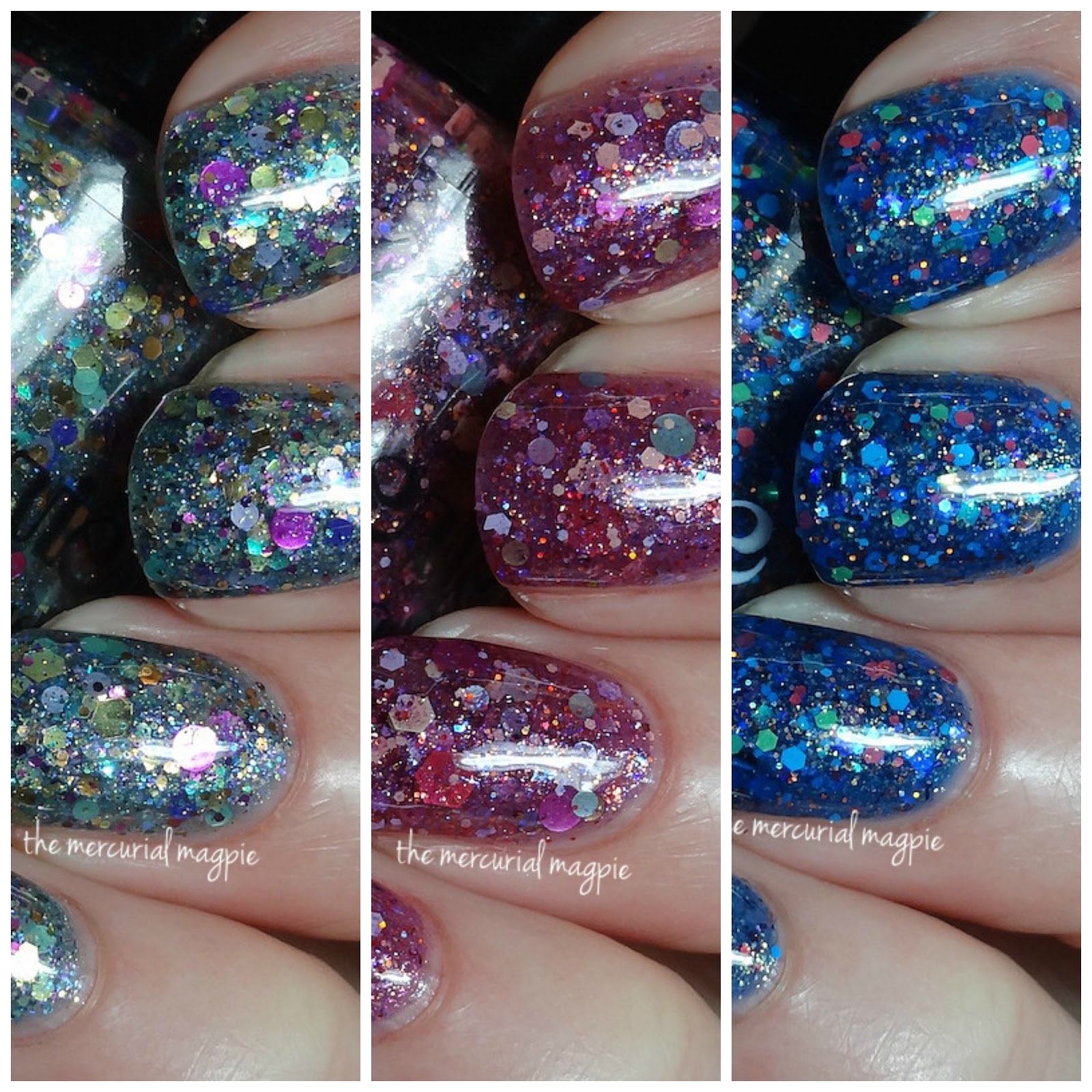 Reverie Nail Lacquer Mini Collection