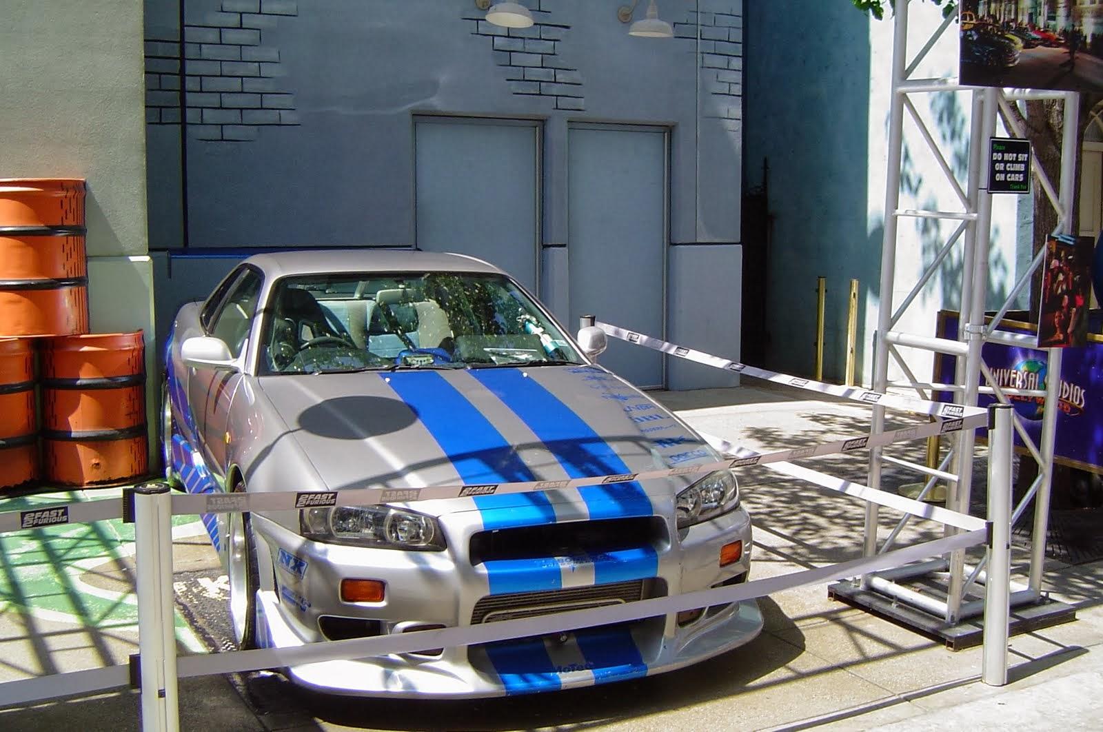 Zioncars Carros De Brian O Conner Nissan Skyline