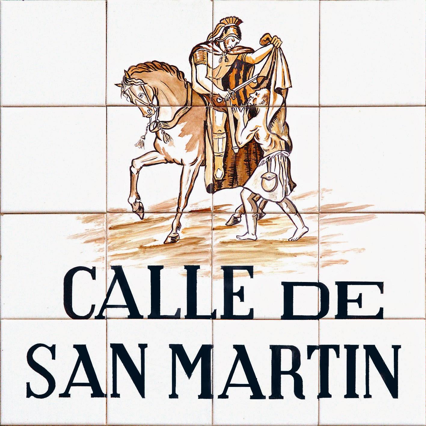 Calle de San Martín