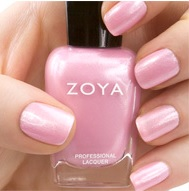 Neely By Zoya For The Vintage Bride Nail Polish In Can Be Best Described As A Full Coverage Earliest Spring Green Glossy Creme Finish