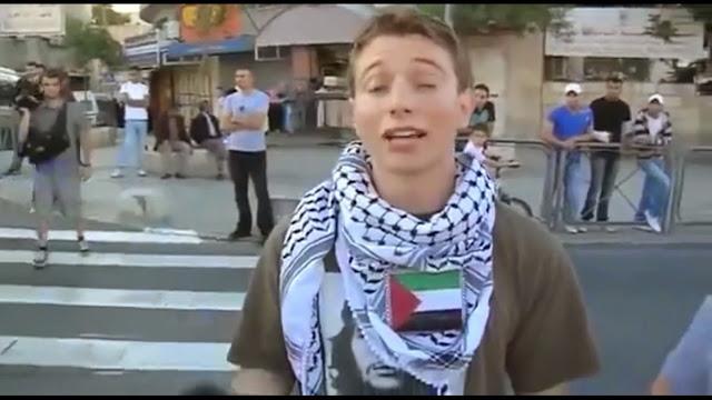 Tindakan Pemuda Yahudi Ini Sangat Berani
