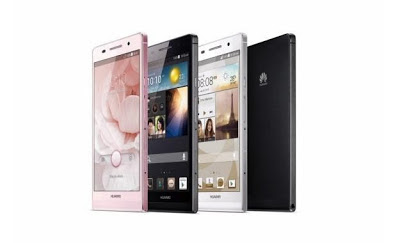 Huawei Ascend P6,smartphones