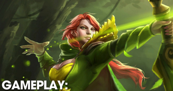 how to play windranger dota 2