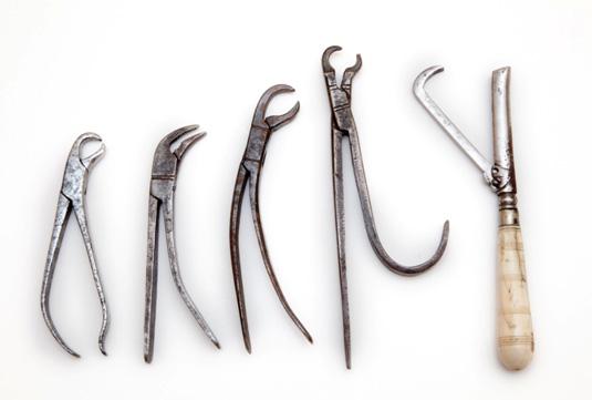 Evolução Instrumental Dentário