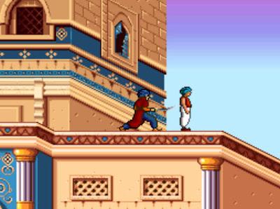 【SFC】波斯王子1+2系列合集,超任經典解謎動作遊戲!
