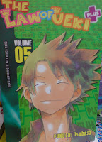 Komik The Law Of Ueki Pluss