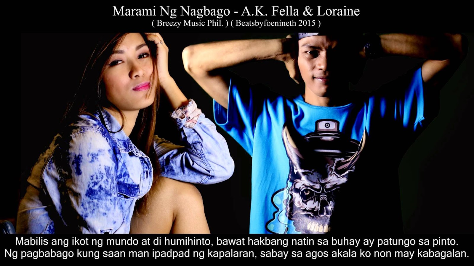 A.K. Fella & Loraine