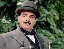 Hércules Poirot na facebooku