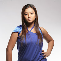 Swetha new pics in shorts