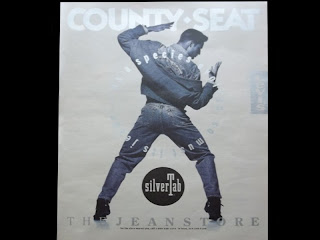 SilverTab Jeans 1991 poster buy levis jeans for sale where to find