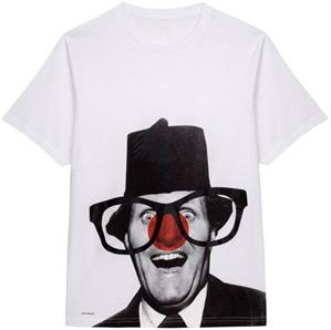 camisetas Stella McCartney coleccion benefica Tommy Cooper