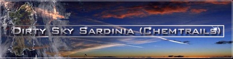 Dirty Sky Sardinia (Chemtrails) ✈