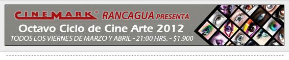 Ciclo Cine Arte en Rancagua