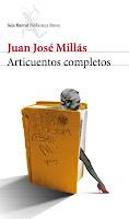 Portada de Articuentos Completos de Juan José Millás
