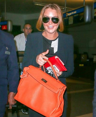 Lindsay Lohan is back