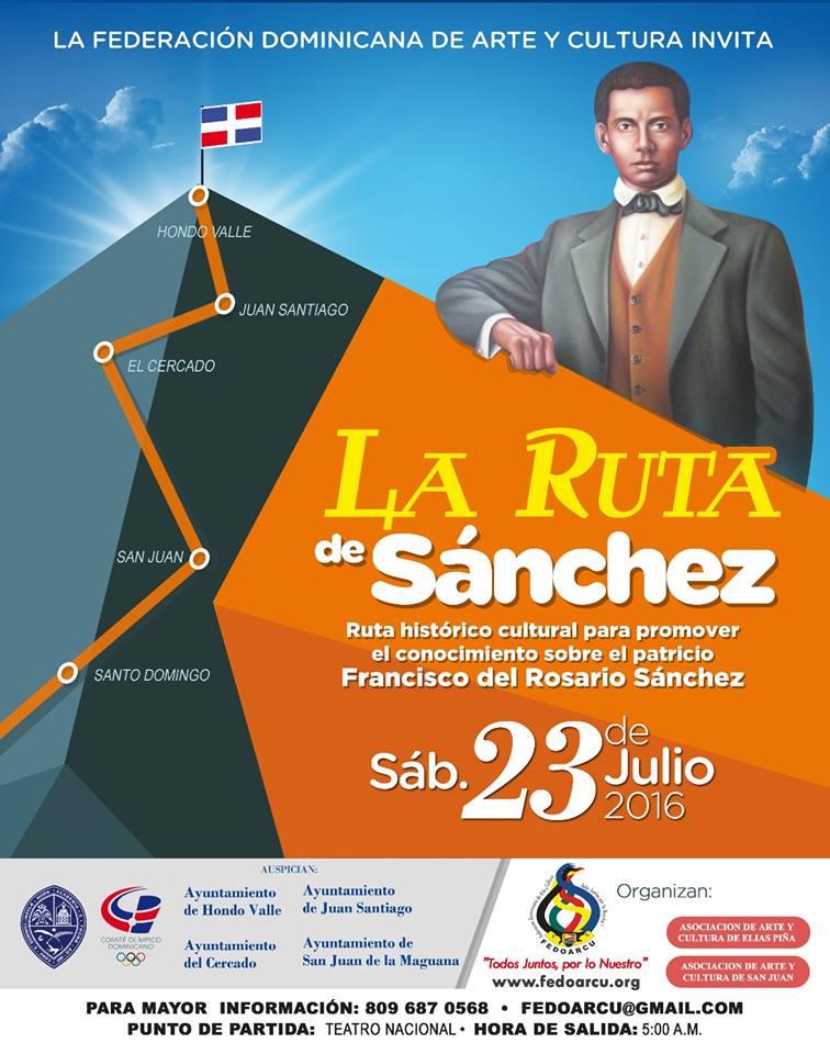 La Ruta de Sanchez Cultura