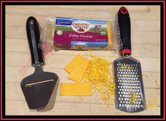 Cheese Slicer and Grater Combo #cheeseslicer
